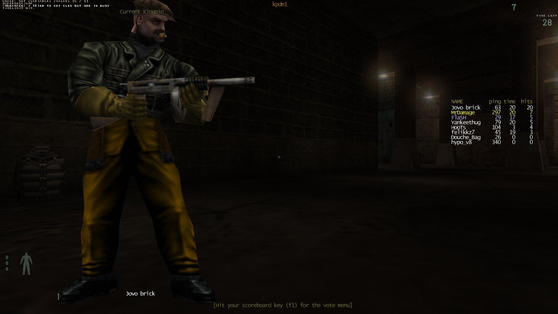 Gangbang flash game